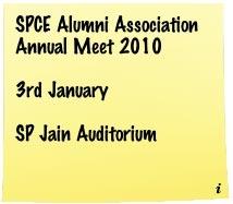Alumni Meet 2010
